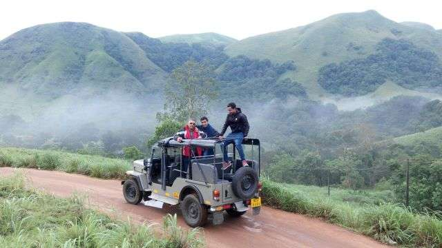 gavi jeep safari new
